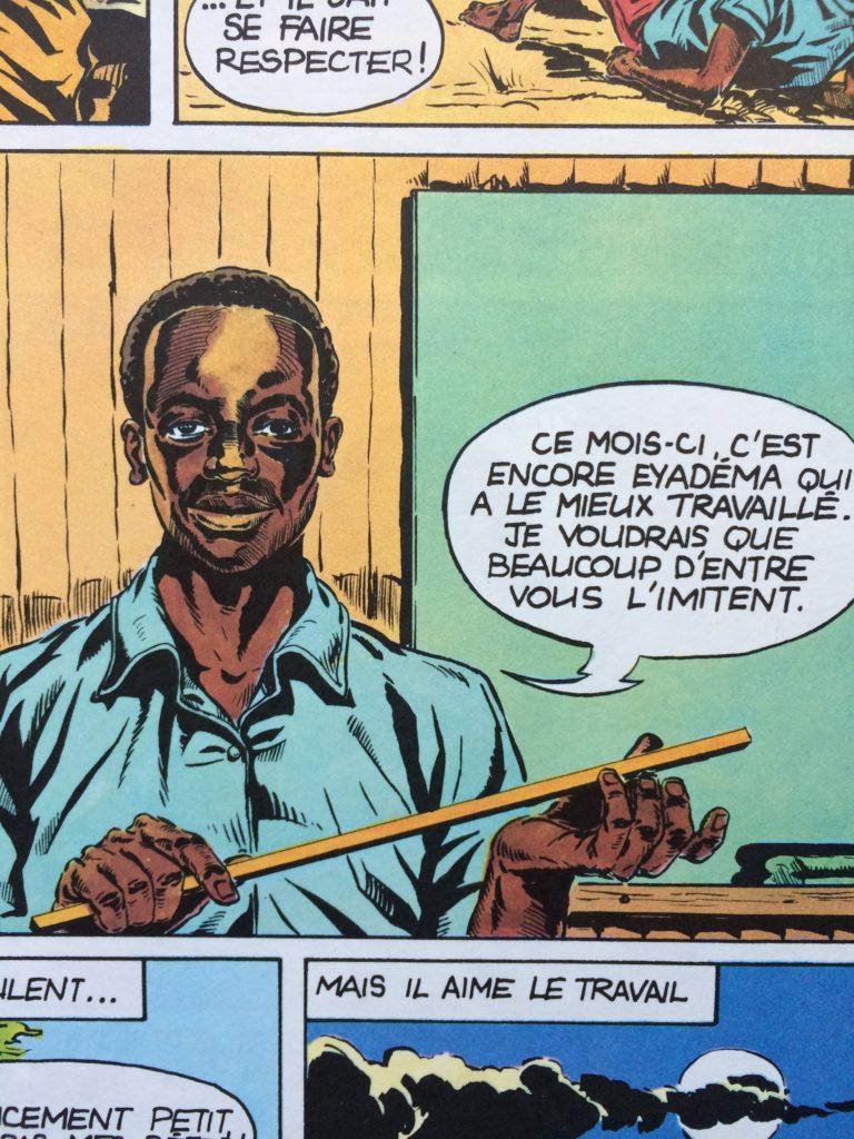 """Page from """"Histoire du Togo...il était une fois"""""""