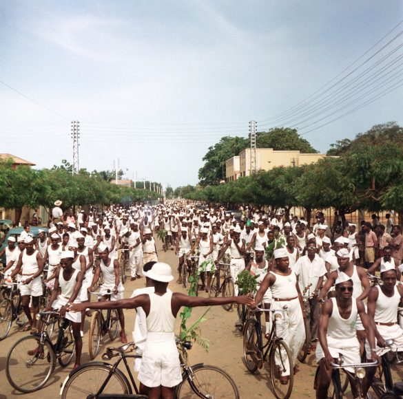 Election Day, Vote for Independence from France. Togo, 1958. Photo: Courtesy of Todd Webb Archive