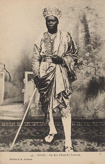 King Lawson Aneho